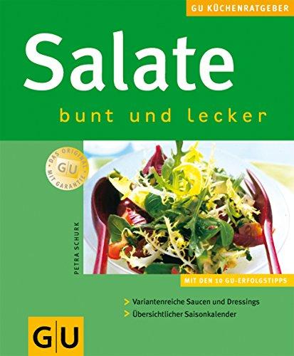 9783774248977: Salate, bunt und lecker.