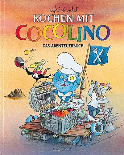 9783774251144: Kochen mit Cocolino, Bd.2, Das Abenteuerbuch