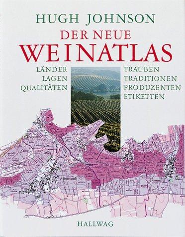 9783774251649: Der neue Weinatlas (Wein - Atlanten)