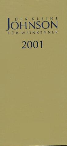 9783774252820: Der kleine Johnson für Weinkenner 2001 Lederausgabe.
