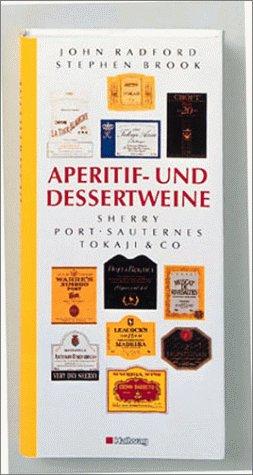 9783774252851: Aperitif- und Dessertweine (Die Taschenführer)