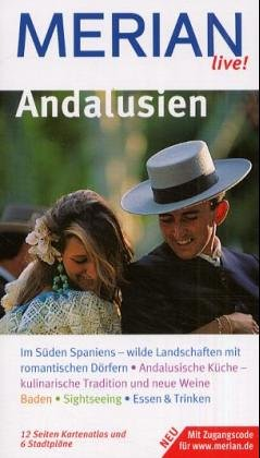 9783774256736: Merian live!, Andalusien by Klöcker, Harald