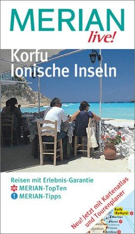 9783774259737: Korfu. Ionische Inseln. Merian live!