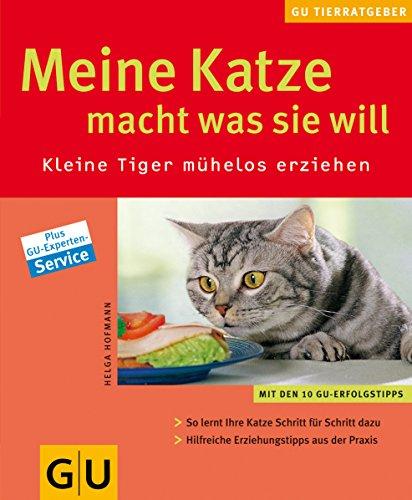 Katze macht was sie will, Meine: Helga Hofmann