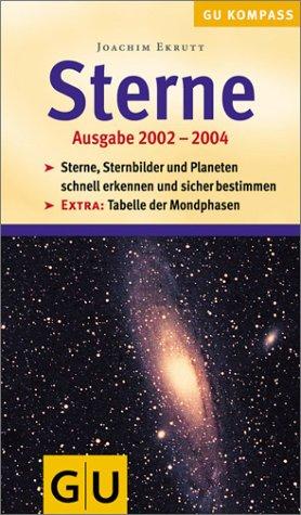 9783774262690: Sterne. Ausgabe 2002 - 2004.
