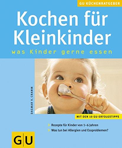 9783774263338: Kochen f�r Kleinkinder