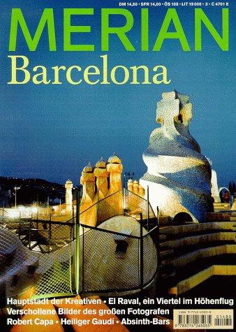 9783774265035: Merian, Barcelona