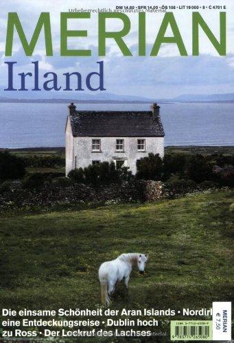 MERIAN Irland (MERIAN Hefte)