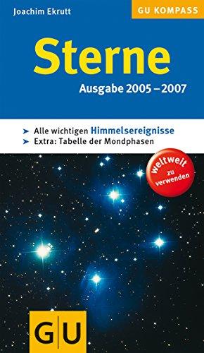 9783774266773: Sterne. Ausgabe 2005 - 2007