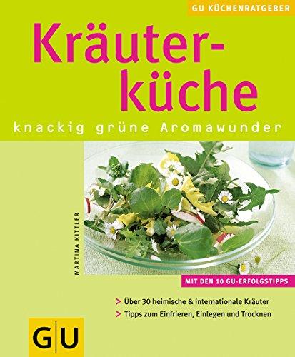 9783774268876: Kräuterküche. GU KüchenRatgeber