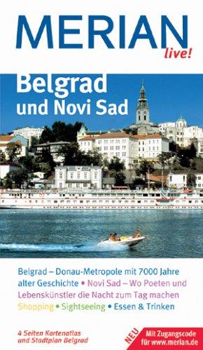 9783774272828: Belgrad und Novi Sad. Merian live!