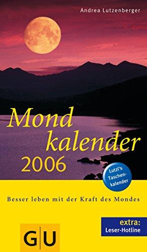Mondkalender 2006.: Andrea Lutzenberger