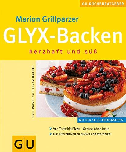 9783774287860: GLYX - Backen - herzhaft und süß