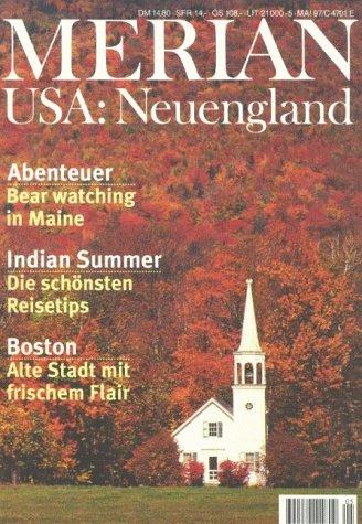 9783774297050: Merian - USA: Neuengland