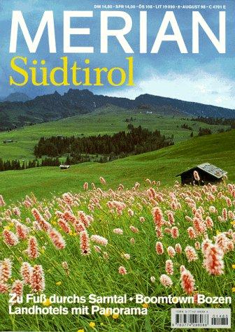 9783774298088: Merian, Südtirol