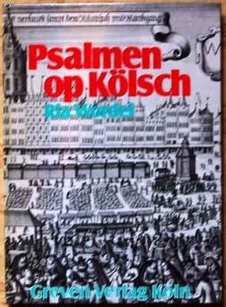 9783774302044: Psalmen op Kölsch