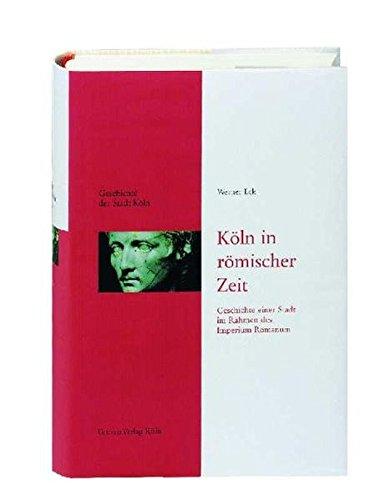 Köln in römischer Zeit: Werner Eck
