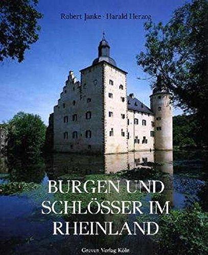 9783774303683: Burgen und Schl�sser im Rheinland