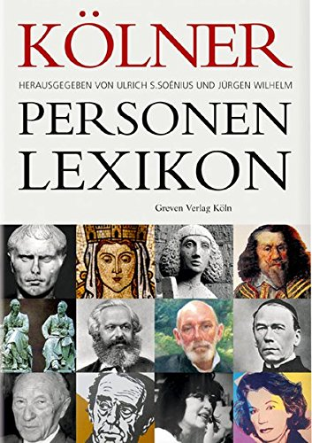 9783774304000: Kölner Personen-Lexikon