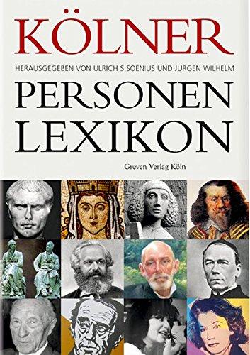 Kölner Personen-Lexikon: Ulrich S. Soénius