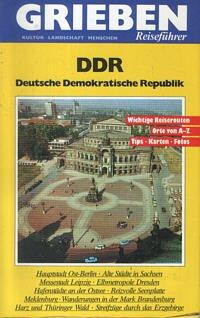 9783774403031: DDR. Deutsche Demokratische Republik mit Gesamt-Berlin