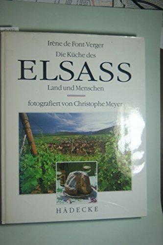 9783775002455: Die Küche des Elsass