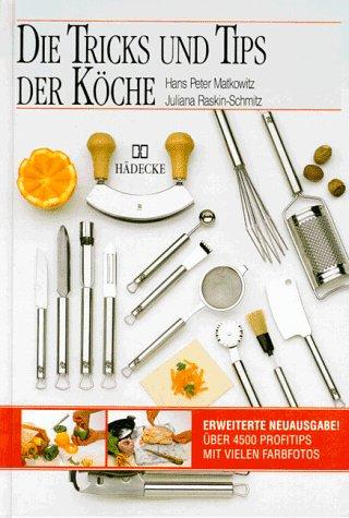 9783775002905: Die Tricks und Tips der Köche. Über 4 500 Profi- Tips.
