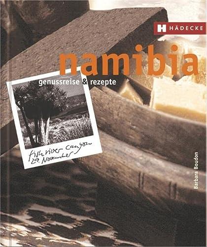 9783775005388: Namibia: Genussreise & Rezepte