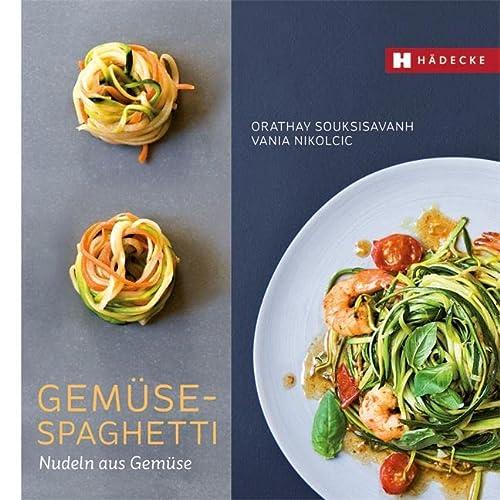 9783775005494: Gemüse-Spaghetti: Nudeln aus Gemüse