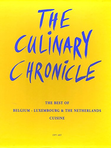 The Culinary Chronicle, Bd.7 : The Best: Christine Messer Hausch