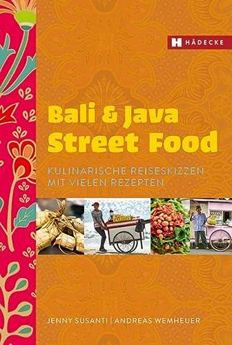 9783775006866: Bali & Java Street Food