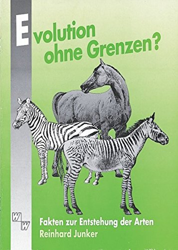 9783775119696: Evolution ohne Grenzen?. Fakten zur Entstehung der Arten