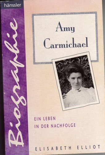 9783775123358: Amy Carmichael