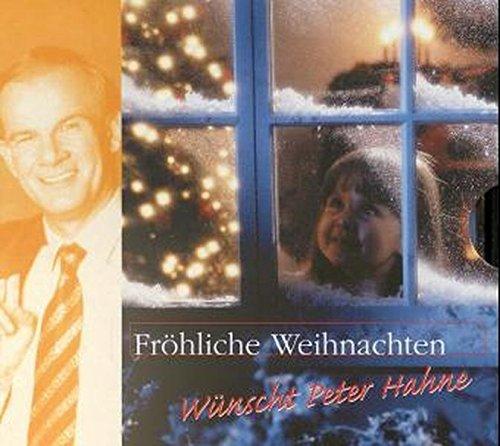 9783775129435: Fr�hliche Weihnachten w�nscht Peter Hahne, m. CD-Audio