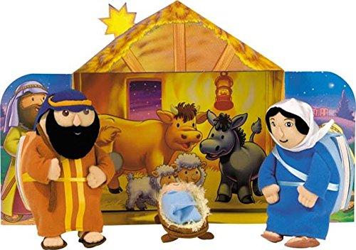 9783775140393: Bibel-Puppen Weihnachts-Set