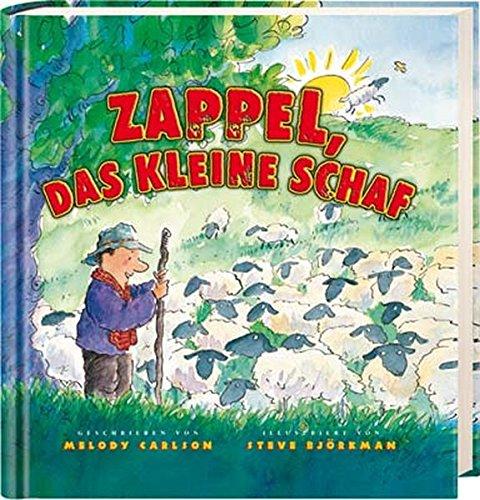 9783775140621: Zappel, das kleine Schaf.