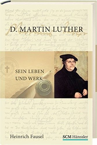 9783775141895: D. Martin Luther