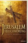 9783775148191: Jerusalemverschw�rung: Ein Roman
