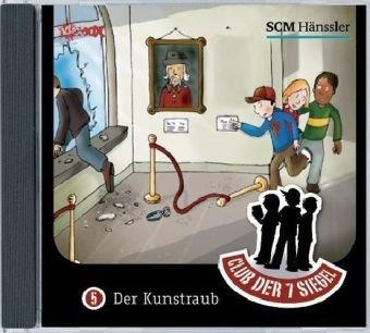 9783775150576: Der Kunstraub