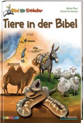 9783775151979: Tiere in der Bibel