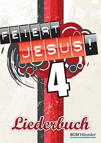 Feiert Jesus!, Liederbuch-Paket. Bd.4
