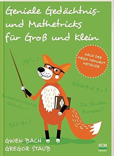 9783775155519: Geniale Gedächtnis- und Mathetricks für Groß und Klein