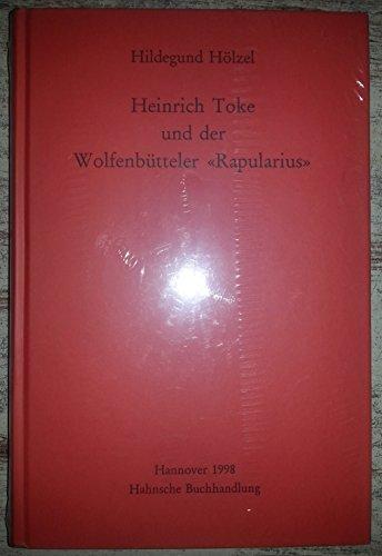 9783775257237: Heinrich Toke und der Wolfenbütteler