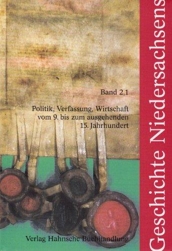 9783775259002: Politik, Verfassung, Wirtschaft vom 9. bis zum ausgehenden 15. Jahrhundert