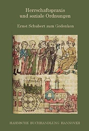 9783775260329: Herrschaftspraxis und soziale Ordnungen