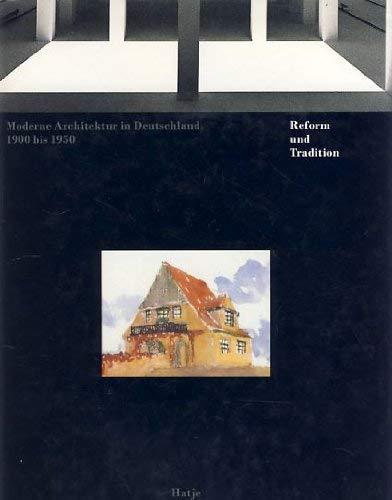 9783775703635: Modern Architecture In Deutschland (German Edition)