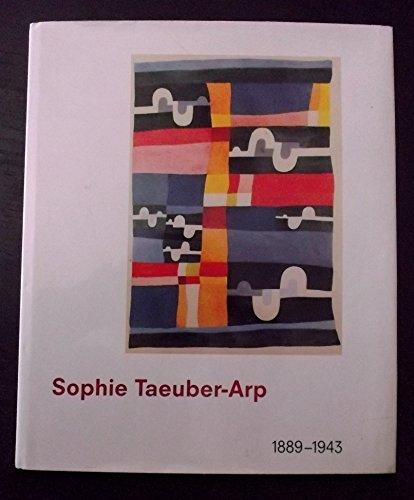9783775704199: Sophie Taeuber-Arp, 1889-1943 (German Edition)