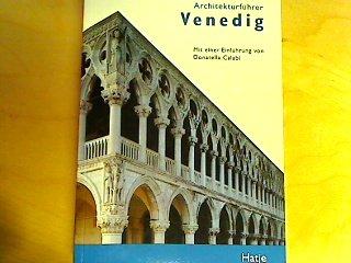 9783775704373: Architekturführer Venedig
