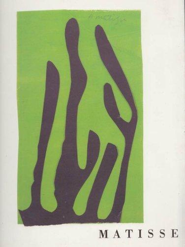 A Henri Matisse: Zeichnungen Und Gouaches (English: Matisse, Henri