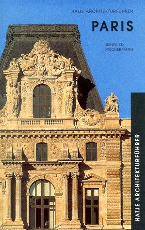 9783775706063: PARIS, ARCHITECTURFÜHRER